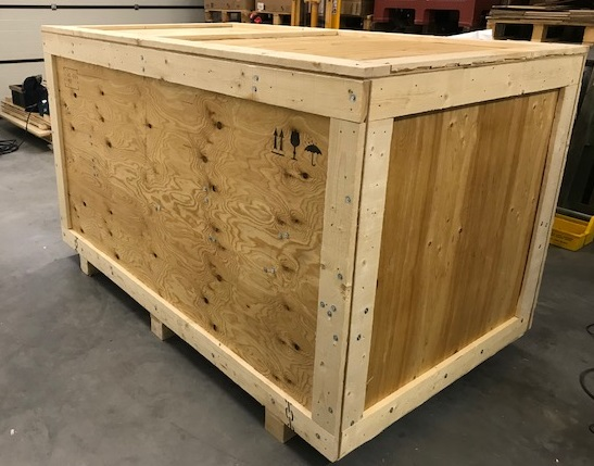 Engineered and ready for shipment