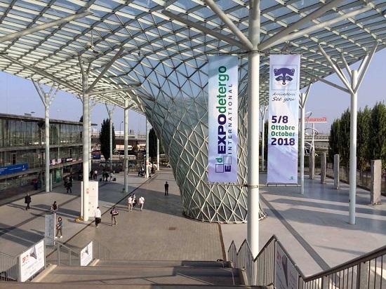 Expodetergo Milaan 2018